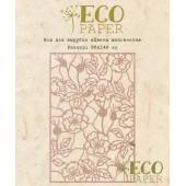 Нож для вырубки EcoPaper ЦВЕТЫ ШИПОВНИКА