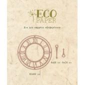Нож для вырубки EcoPaper ЦИФЕРБЛАТ
