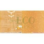 Лист бумаги для скрапбукинга EcoPaper ЭНЦИКЛОПЕДИЯ коллекция Атлас Бабочек 30х30см