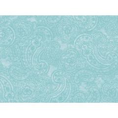 Ткань лоскутная WINTER ENCHANTMENT ГОЛУБАЯ 50х55см