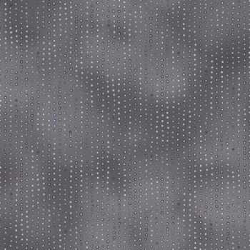 Ткань лоскутная RAINBOW DREAMS серая 50х55см