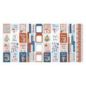 Набор полос с карточками для декорирования Фабрика Декора WINTER IN THE CITY