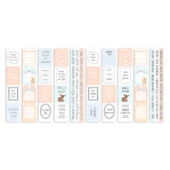 Набор полос с карточками для декорирования Фабрика Декора BABY&MAMA