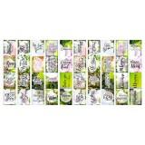 Набор полос с карточками для декорирования Фабрика Декора MAGNOLIA IN BLOOM