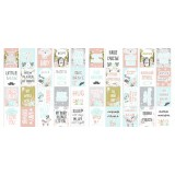 Набор полос с карточками для декорирования Фабрика Декора SCANDI BABY BOY