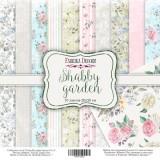 Набор бумаги для скрапбукинга Фабрика Декора SHABBY GARDEN 20х20см