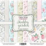 Набор бумаги для скрапбукинга Фабрика Декора SHABBY GARDEN 30х30см