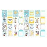 Набор полос с карточками для декорирования Фабрика Декора MY TINY SPARROW BOY