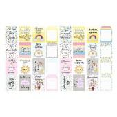 Набор полос с карточками для декорирования Фабрика Декора MY TINY SPARROW GIRL