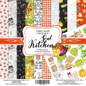 Кухня - материалы для кулинарных книг и про еду
