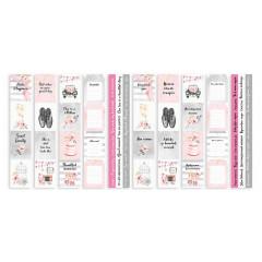 Набор полос с карточками для декорирования Фабрика Декора SAY YES