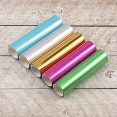Фольга для термотрансфера Couture Creations GoPress and Foil набор 5 цветов