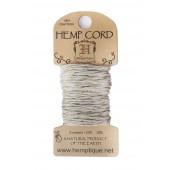 Шнур из пеньки Hemptique HEMP CORD натуральный-золотой
