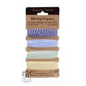 Набор шнуров из хлопка Hemptique BAKERS TWINE оттенки колибри