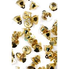 Металлическая подвеска КОЛОКОЛЬЧИК 14мм цвет золото