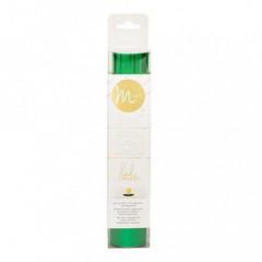 Тонерочувствительная фольга для MINC от Heidi Swapp GREEN 6 inch зеленая