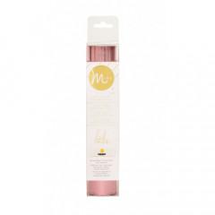 Тонерочувствительная фольга для MINC от Heidi Swapp LIGHT PINK 6 inch светло-розовая