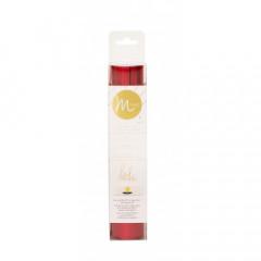 Тонерочувствительная фольга для MINC от Heidi Swapp RED 6 inch красная