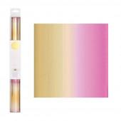 Тонерочувствительная фольга для MINC от Heidi Swapp OMBRE PINK 31х152см