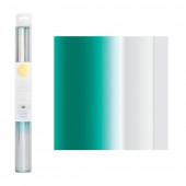 Тонерочувствительная фольга для MINC от Heidi Swapp OMBRE TEAL 31х152см