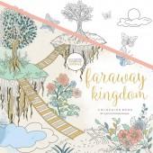 Книга для раскрашивания Kaisercraft FARAWAY KINGDOM