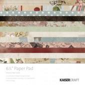 Набор бумаги для скрапбукинга Kaisercraft CHERRY TREE LANE 15х15см