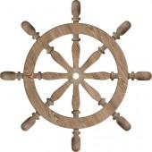Лист декоративной вырубки для скрапбукинга Kaisercraft SHIP WHEEL коллекция High Tide 30х30см