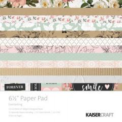 Набор бумаги для скрапбукинга Kaisercraft EVERLASTING 15х15см