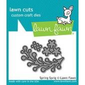 Набор ножей для вырубки Lawn Fawn SPRING SPRIG