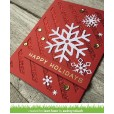 Набор бумаги с глиттером Lawn Fawn SPARKLE CARDSTOCK HOLIDAY 21х27см