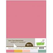 Набор цветного кардстока Lawn Fawn SCHOOLYARD 21х27см
