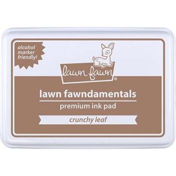 Чернильная подушечка Lawn Fawn CRUNCHY LEAF коричневый