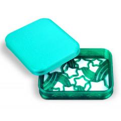 Коробка для тряпочки для очистки штампов Lawn Fawn STAMP SHAMMY CASE STARRY