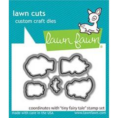 Набор ножей для вырубки Lawn Fawn TINY FAIRY TALE