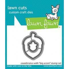 Набор ножей для вырубки Lawn Fawn BIG ACORN