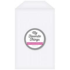 Пакеты для хранения штампов My Favorite Things CLEAR STORAGE POCKETS TALL 5шт