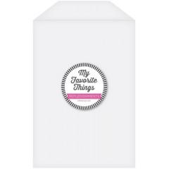 Пакеты для хранения штампов My Favorite Things CLEAR STORAGE POCKETS EXTRA LARGE 5шт