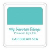 Чернильная подушечка My Favorite Things PREMIUM DYE INK CUBE CARIBBEAN SEA
