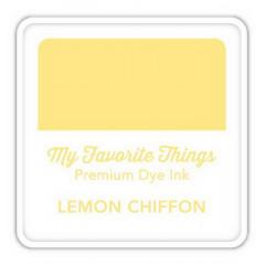 Чернильная подушечка My Favorite Things PREMIUM DYE INK CUBE LEMON CHIFFON