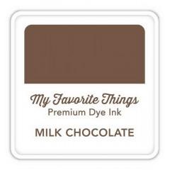 Чернильная подушечка My Favorite Things PREMIUM DYE INK CUBE MILK CHOCOLATE