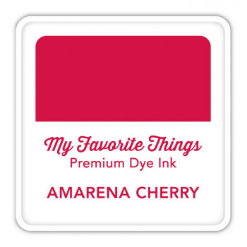 Чернильная подушечка My Favorite Things PREMIUM DYE INK CUBE AMARENA CHERRY
