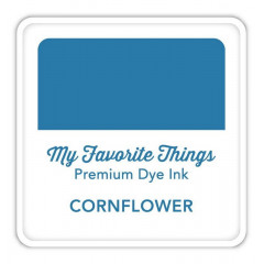 Чернильная подушечка My Favorite Things PREMIUM DYE INK CUBE CORNFLOWER