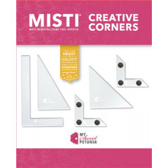 Набор уголков для MISTI от My Sweet Petunia CREATIVE CORNERS