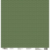 Лист бумаги для скрапбукинга MoNa design КАПУСТА коллекция Осень (базовая) 30х30см