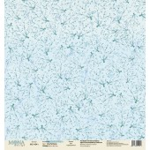 Лист бумаги для скрапбукинга MoNa design SEA FANTASY коллекция Sea Party 30х30см