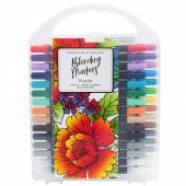 Набор маркеров на водной основе American Crafts BLENDING MARKERS 30шт