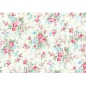 Ткань лоскутная Peppy PRINCESS ROSE 31265-60 50х55см