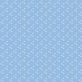 Ткань лоскутная Peppy 4512 ТОЧКИ голубая 50х55см