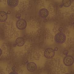 Ткань лоскутная Peppy 4518 КАРМАННЫЕ ЧАСЫ 50х55см