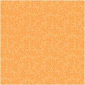 Ткань лоскутная Peppy 4519 КРУЖОЧКИ оранжевая 50х55см